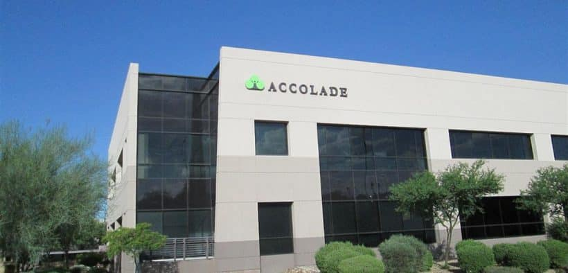 Accolade Healthcare New Offices