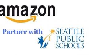 Amazon and Seattle Public School