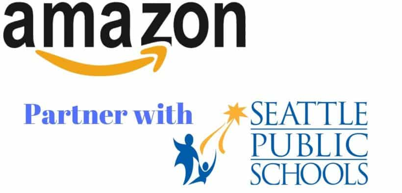 Amazon and Seattle Public School