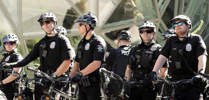 Seattle police unarmed