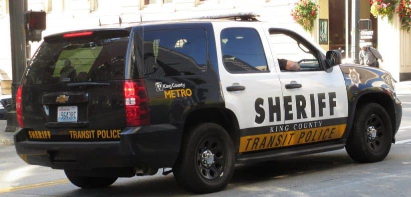 The King County Sheriff Petrols