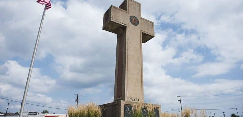 US Supreme Court Allows 40-Foot Peace Cross To Remain On Public Land In Maryland