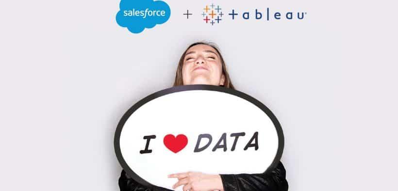 Salesforce Tableau
